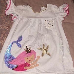 Mud pie mermaid dress